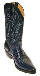 WESTERN BOOTS ALLIGATOR BELLY CUSTOM BESPOKE BOOTS