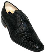MEN HANDMADE EXOTIC LEATHER SHOES